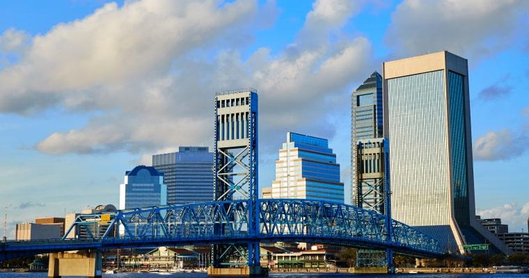 Jacksonville city